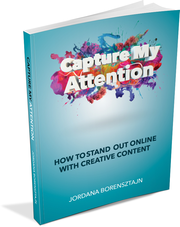 Capture My Attention book cover